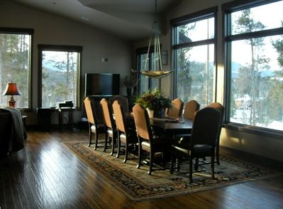 Formal Dining Area of Great Room