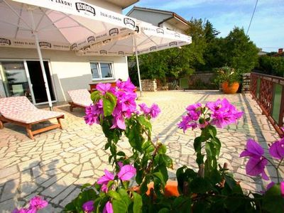 Photo for Holiday house Jadranovo for 6 - 7 persons with 3 bedrooms - Holiday house