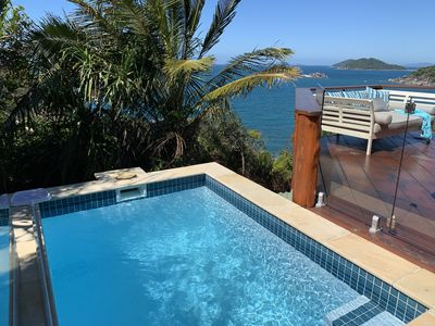 Photo for Barefoot luxury. Private Tropical island home,Great Barrier Reef,RomanticRetreat