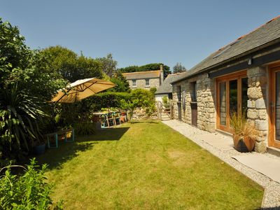 Photo for Newly renovated barn conversion just 5 minutes walk from Praa Sands Beach