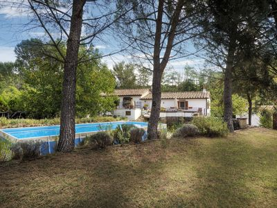 Photo for Luxury Private Villa In Tuscany With Swimming Pool Sleeps 6 + 2