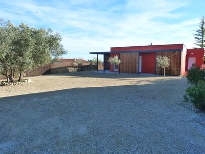 Photo for LODGES II, amid lavender and olive trees.
