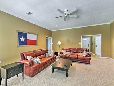 Photo for NEW! College Station Home w/Yard - 5 Mins to A&M!