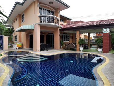 Photo for Pool villa 4 bedrooms