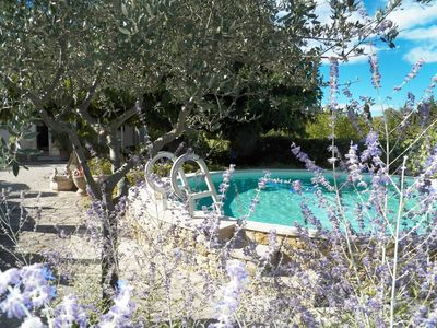 Photo for Holiday house in Saint-Didier, Vaucluse, private pool