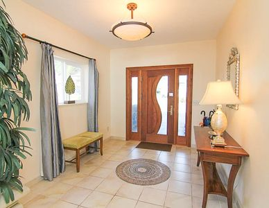 Photo for Luxurious Ocean Front Hm w/ High End Finishes and First Rate Amenities