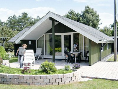Photo for Cool Holiday Home in Væggerløse Denmark with Sauna