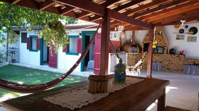Photo for Beautiful house in the historical center, with air and tv. Available for FLIP!