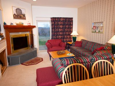 Photo for Mountainside Suite on the Slopes! Access Pool, Hot Tubs, Arcade and More!