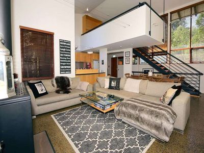 Photo for Beautiful chalet with loft in Crackenback Ridge