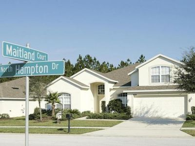 Photo for Holiday homes Highlands Reserve, Disney Area  in Um Orlando - 6 persons, 3 bedrooms