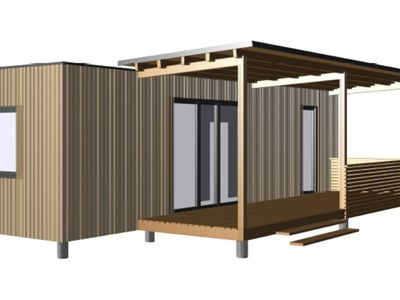 Photo for Mobile home, shower, toilet, as new - FuGo Camp & Fun GmbH i. G.