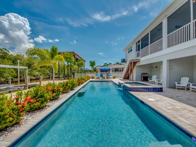 Photo for Roelens Vacations - Villa Blue Heron I - Fort Myers Beach