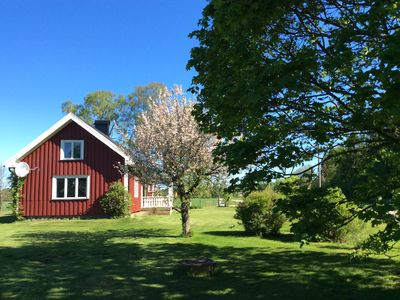 Photo for Enjoy the tranquility in our newly renovated cozy holiday home Ekängen