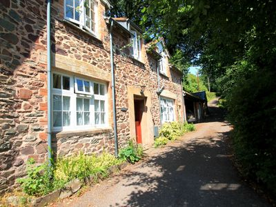 Photo for Watermill Cottage in Porlock, Exmoor - sleeps up to 5