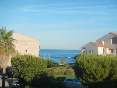 Photo for Beautiful appartment with sea view and near of the beach