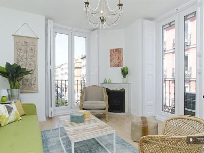Photo for Friendly Rentals The San Anton III apartment in Madrid