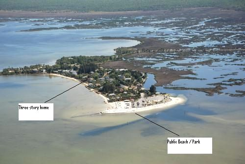 Pine Island In The Florida Gulf Coast