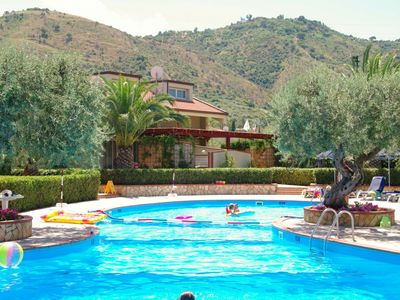 Photo for Semi-detached Villa with Swimming Pool, 600 Meters from a Sandy Beach !