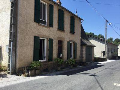 Photo for House equipped +++ center Aveyron village 120m2 garden terrace
