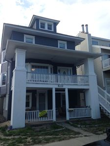 Photo for Family Friendly Beach House Sleeps 12 Comfortably, 2 blocks from beach