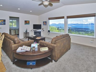 Located On West Hill With Breathtaking Views Of Kachemak Bay