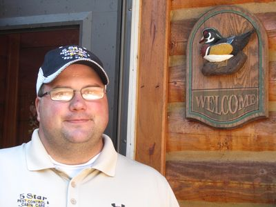 #2 Jeremiah! Our friendly and helpful property manager will greet you on arrival