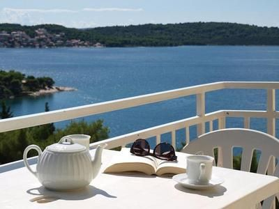 Photo for Holiday apartment Trogir for 2 - 4 persons with 1 bedroom - Holiday house