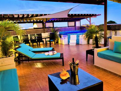 Photo for VIP Penthouse & Jacuzzi
