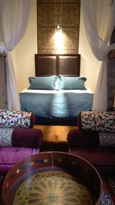 Photo for Ideal for a couple, romantic and cozy, furnished with taste and all equipped