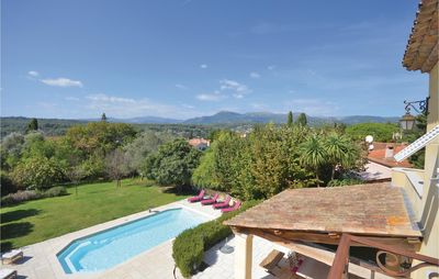 Photo for 5 bedroom accommodation in La colle sur loup