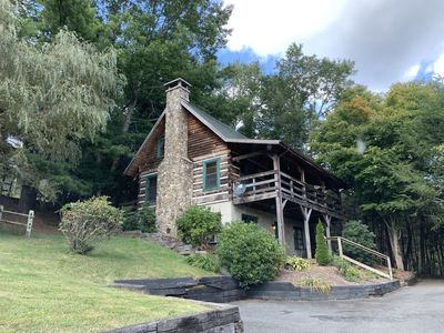 Photo for Mountain Cabin in Downtown Banner Elk, Excellent Views, 1BD 1BA