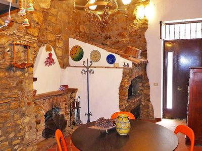 Photo for House in Palinuro with Parking, Air conditioning, Balcony, Garden (327030)