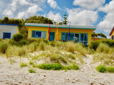 Photo for Rare Absolute Beachfront Cottage - Jervis Bay Views