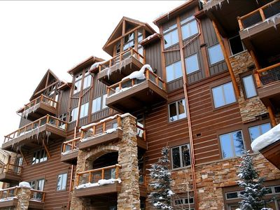 The Timbers - One of Keystone's showcase properties.