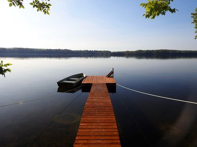 Photo for Cozy Cottage For Rent On Beautiful Pocasset Lake In Wayne, Maine
