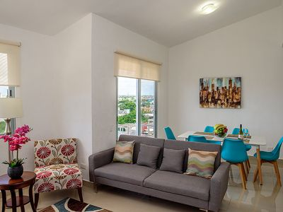 Photo for Yikal Suites: great 2 Bedroom Suite with Pool on a budget