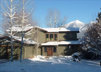Flagstaff rental for snow skiing at Snowbowl and snow