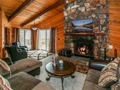 Photo for Grizzly Manor: 4 BR / 3.5 BA home in Big Bear Lake, Sleeps 13