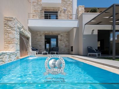 Photo for Luxurious Villa With 2 Bedrooms, 2 Bathrooms And Private Pool With Waterfall