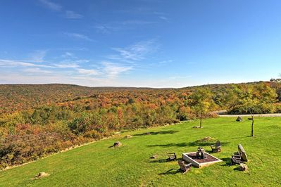 You can't beat these incredible views off of your private deck!