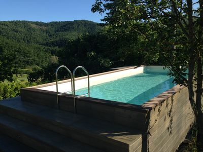 Photo for Your luxury holiday retreat near a golf course and horse riding school.
