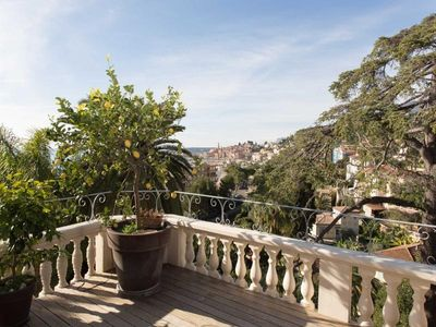 Photo for Apartment Menton, 2 bedrooms, 6 persons