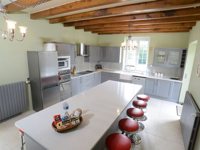 Photo for Luxury spacious Farmhouse -  Pool,Leisure Complex,Gym, free Wifi,free car parkin
