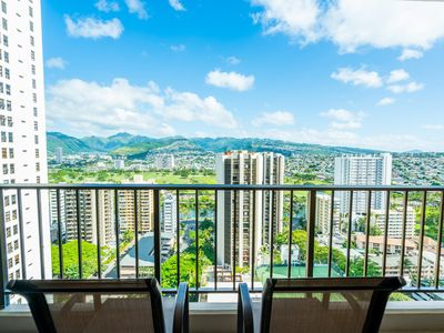 Photo for Enjoy Huge 1 Bedroom in Waikiki Sunset with 1 Parking!! (WS01)