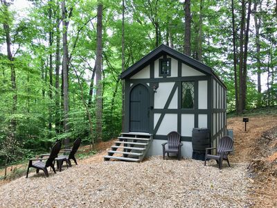 Photo for Tiny Home Cottage Near the Smokies #2 Lotte