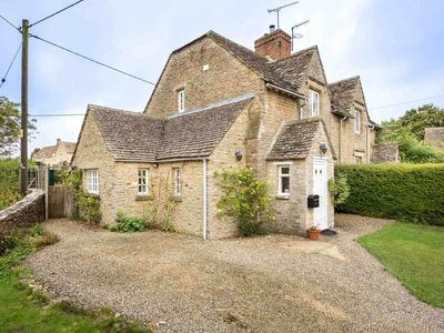 Photo for Swan View is a beautiful Cotswold stone cottage, in the charming village of Southrop