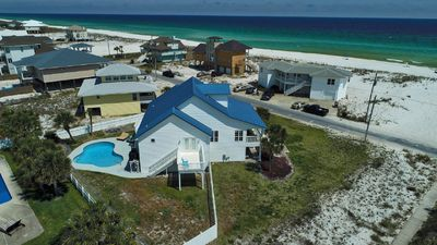 Photo for The Ultimate Beach House - 6BR/4BA, Private Pool, Game Room, tons of extras !
