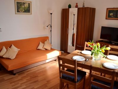 Photo for Studio apartment in the center of Budapest with Lift, Internet, Washing machine (389705)