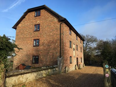 Photo for Grnd. Flr. Aptm. in listed Water Mill, on the River Piddle. 7 night min. stay.